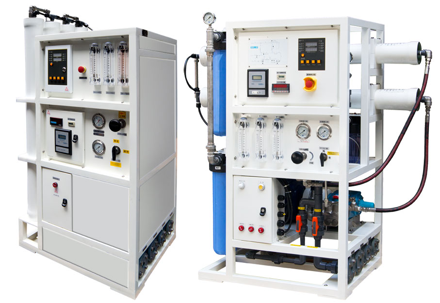 CNC Cooling System|High Pressure Jet System|Seawater